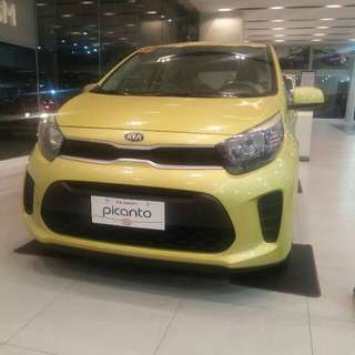 Kia Picanto 13,888 Low Down Promo