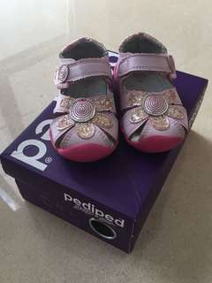 Pediped Shoes size 19 grip n go