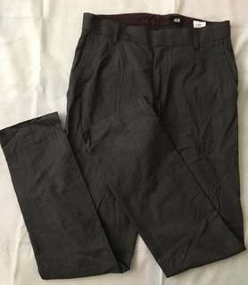 Charity Sale! Authentic H&M Men's Dress Pants #freedelivery3