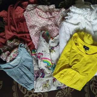 Clothes bundle for 2-4T take all