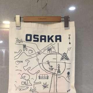 MAPTOTE  OSAKA TOTE BAG 2018