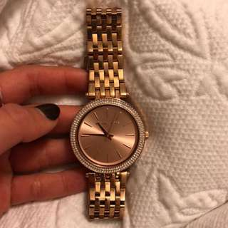 Michael Kors Rose Gold Darci Watch