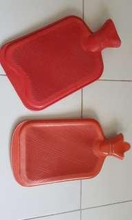 Rubber heat pad