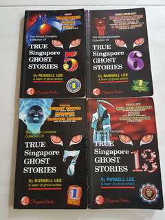 😊 4 True Singapore Ghost Stories