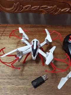 Quadcopter(drone)