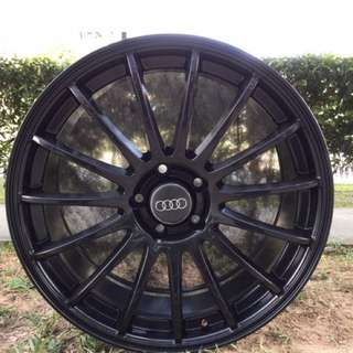 19in PCD 5-112 Gravity Casting Lightweights Rims On Sale
