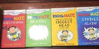 Big Nate The Big Collection(5books)