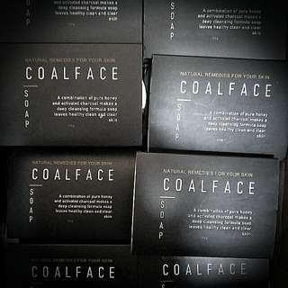 COAL FACE SOAP