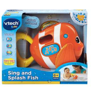 VTech Baby Sing & Splash Fish