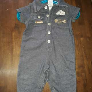Baby Guesst Rompers Jeans