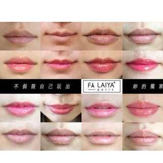 Falaiya Pink  Lip Dew