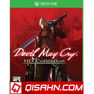 XB1 Devil May Cry HD Collection