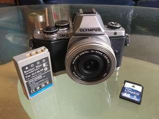 Olympus Camera EM-10
