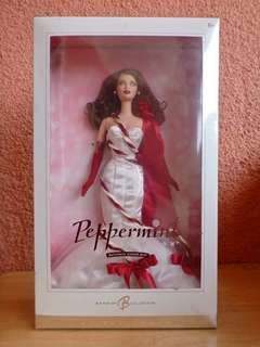 Barbie Collectible - Peppermint Obsession