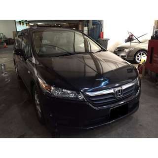 16/03-19/03/2018 HONDA STREAM ONLY $240.00 (P PLATE WELCOME)