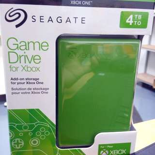 Seagate 4TB Game Drive/Ext HDD
