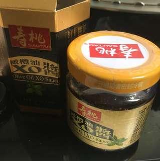 壽桃牌橄欖油XO醬 80g