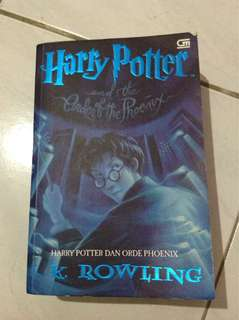 Harry Potter dan Orde Phoenix (Soft Cover)