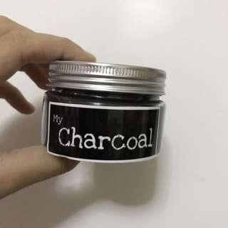 Charcoal Powder ORI