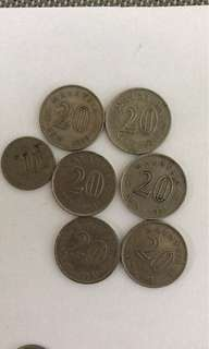 Duit Syiling Lama / Old coins