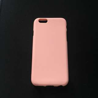 Pink Candy Matte Slim Case for iPhone 6/6s