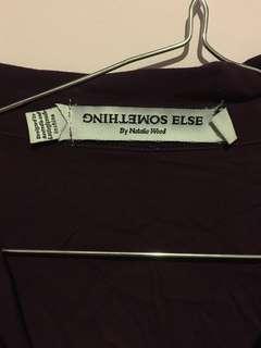 SOMETHING ELSE DRESS