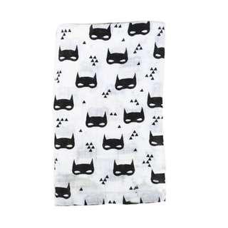 Muslin Blanket - Batman