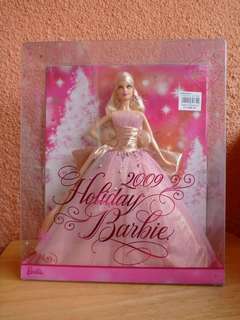 Holiday 2009 Barbie