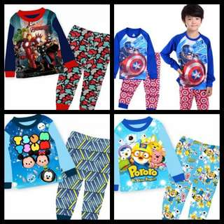 Cuddle-Me Kids Pyjamas