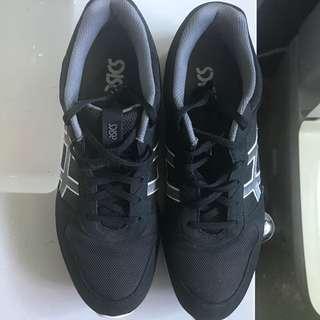 Asics Black Sneaker