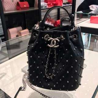Chanel 2018 sling tote