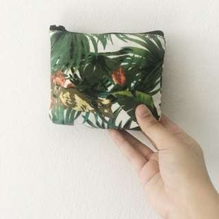 Small Wallet Pouch