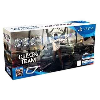 PS4 Bravo Team + Aim Controller Bundle (EN Ver: TC/EN/KR)