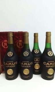 camus napoleon 70cl 1支