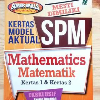 SPM MATHEMATICS ( WORKED SOLUTIONS & EXPLANATION ) by SASBADI