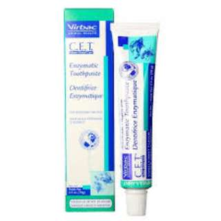 Virbac Enzymatic Tooth Paste Vanilla 70g