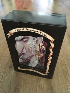 A Series of Unfortunate Events - Box set