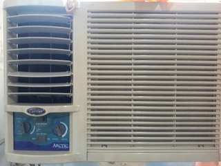 Carrier aircon