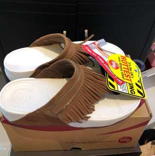 Brand New in Box never worn Authentic Fitflops