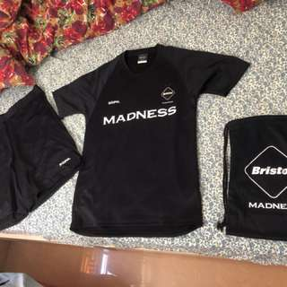 RCRB x SOPH x Madness tee set M size