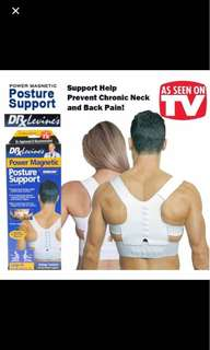 Posture sport support