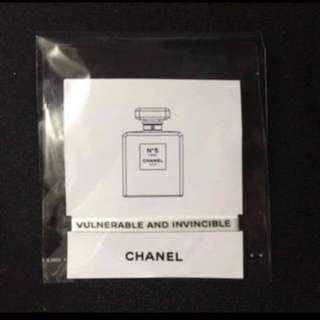 CHANEL NO.5 L'EAU logo手帶👉🏻代友寄放👈🏻✨全新📮包郵