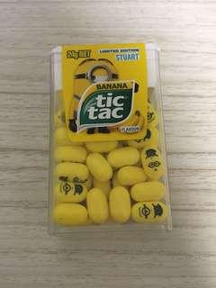 Minions tic tac 糖