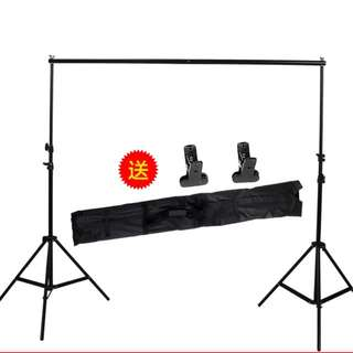 2x3m Backdrop Stand BRAND NEW SALE