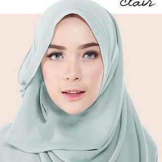 [UNIK] Hijab Instan Zava Fuch Elzeeshop_hijab