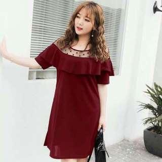 Mush Upper Plus Size Dress