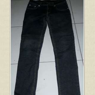 Jeans denim size 27