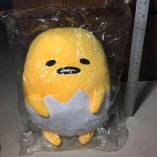 Gudetama Hand Warmer Plush Toy   Soft Toy