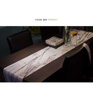 Marble Table Runner