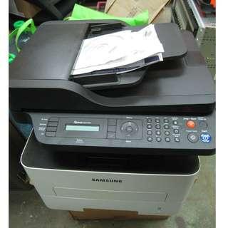 打印及FAX 機合共2部 PRINTER
